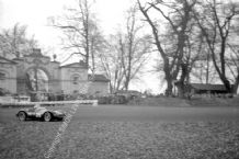Maserati A6GCS Roy Salvadori. Oulton Park April 10 1954